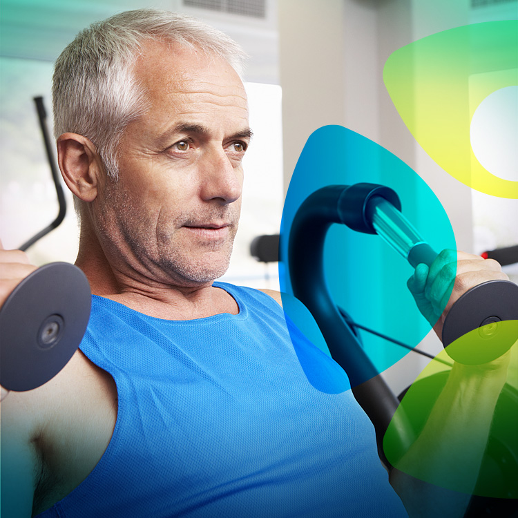 Musculação para a Terceira Idade