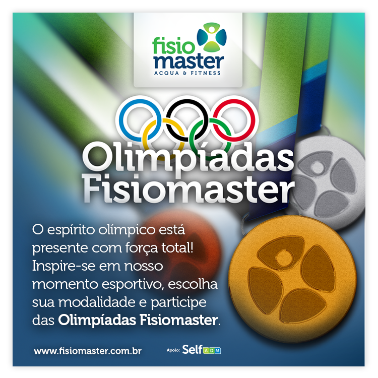 Olimpíadas Fisiomaster