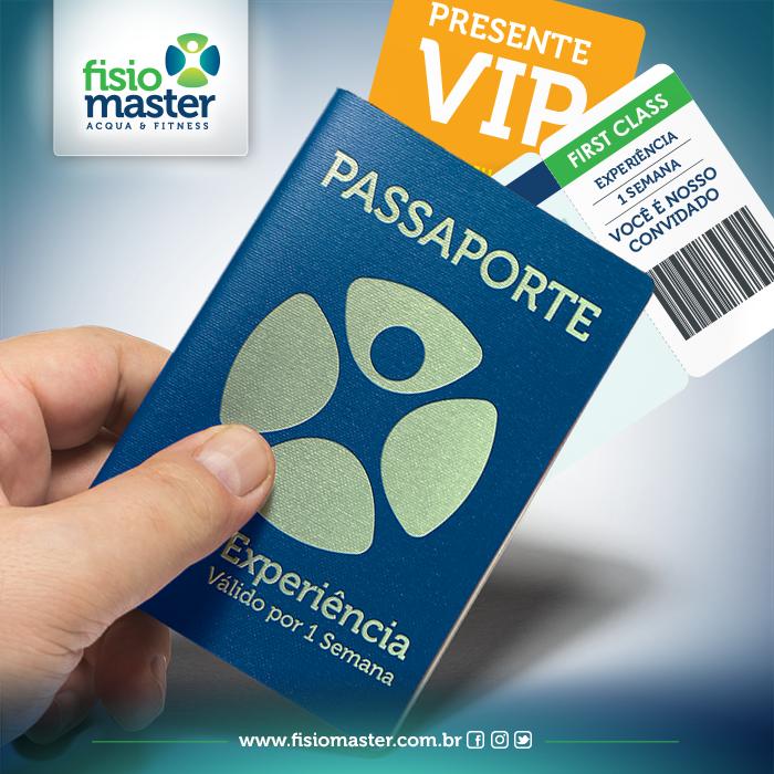 Passaporte Fisiomaster